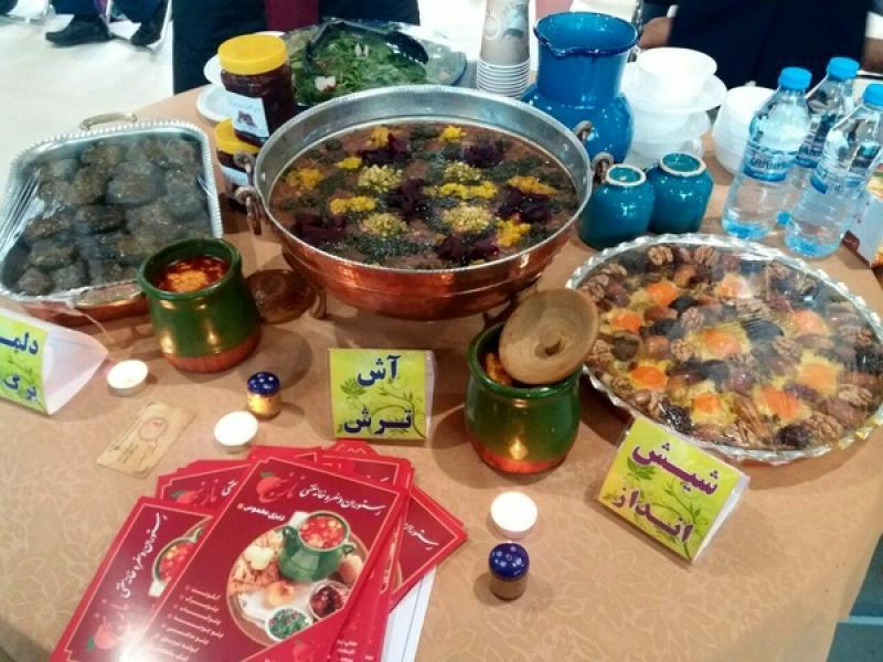 جشنواره گردشگري غذا و هنر آشپزي ايراني با محوریت استعدادیابی در هنر آشپزی ؛زنجان - مرداد 97