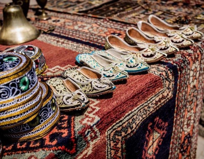 نمایشگاه صنایع دستی، گردشگری و هتلداری ؛ رشت - مرداد 97