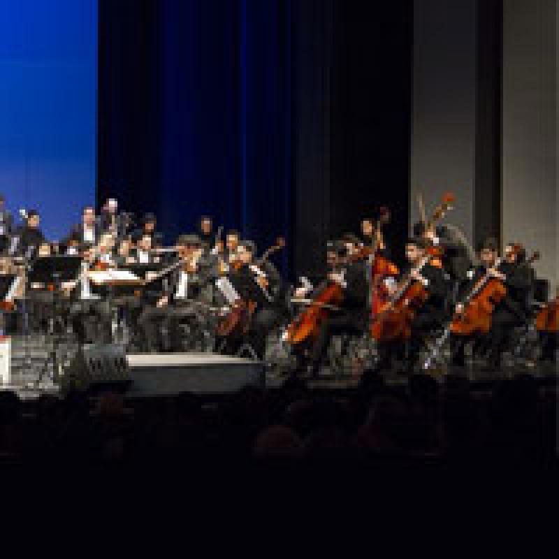 کنسرت ارکستر ملی ایران (رهبر میهمان: نزهت امیری) ؛تهران - شهریور 97
