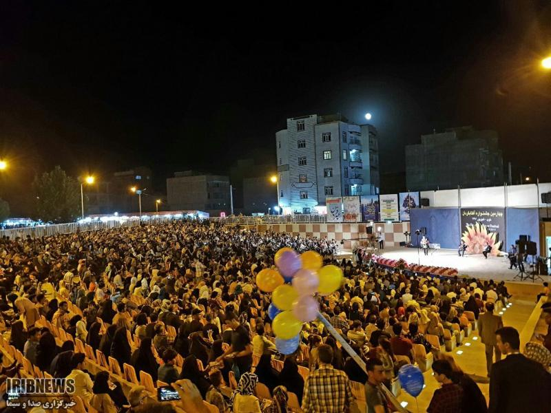 جشنواره آفتابگردان ؛خوی - مرداد و شهریور 97