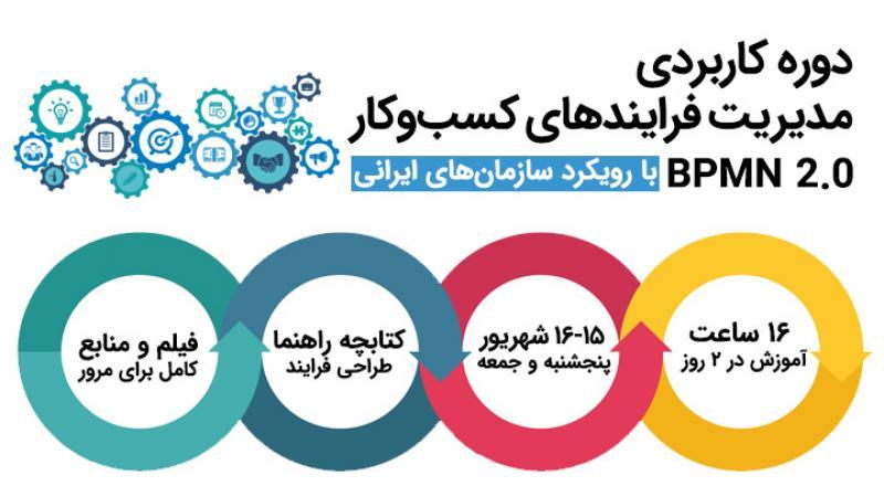 مدیریت فرایندهای کسب و کار؛ تهران - شهریور 97