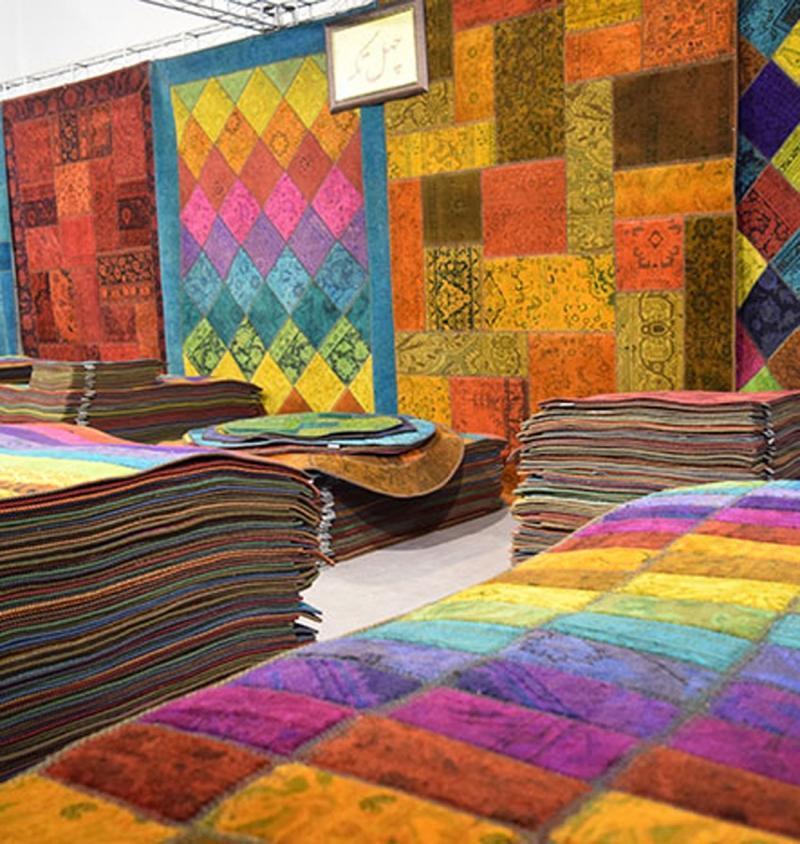 نمايشگاه فرش ماشيني،موكت،كف پوش،منسوجات و كالاي خواب؛ارومیه - مهر 97