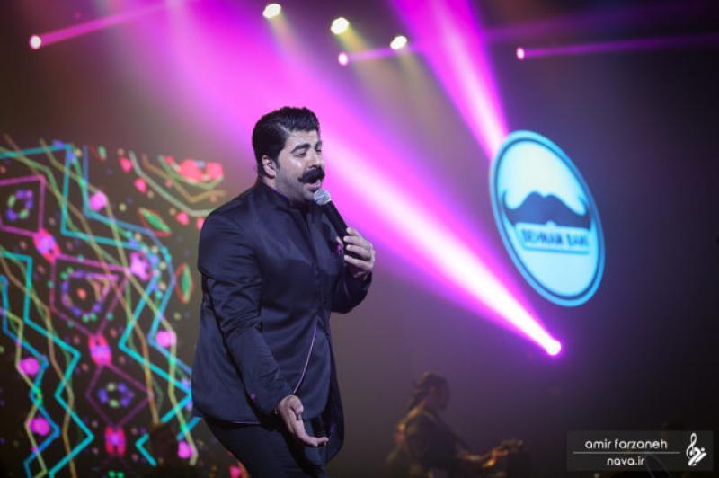 کنسرت بهنام بانی؛ تبریز - آذر 97