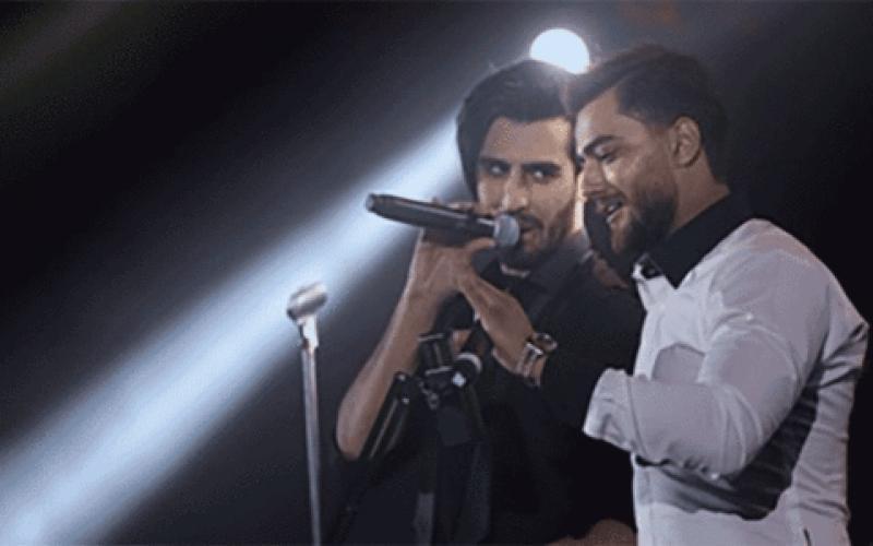 کنسرت ماکان بند ؛ مراغه - آذر 97