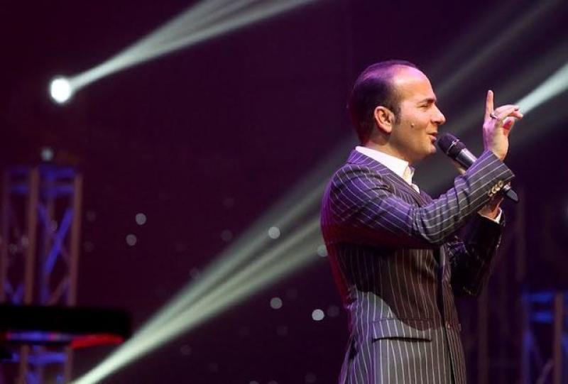 کنسرت خنده حسن ریوندی ؛تهران - دی 97