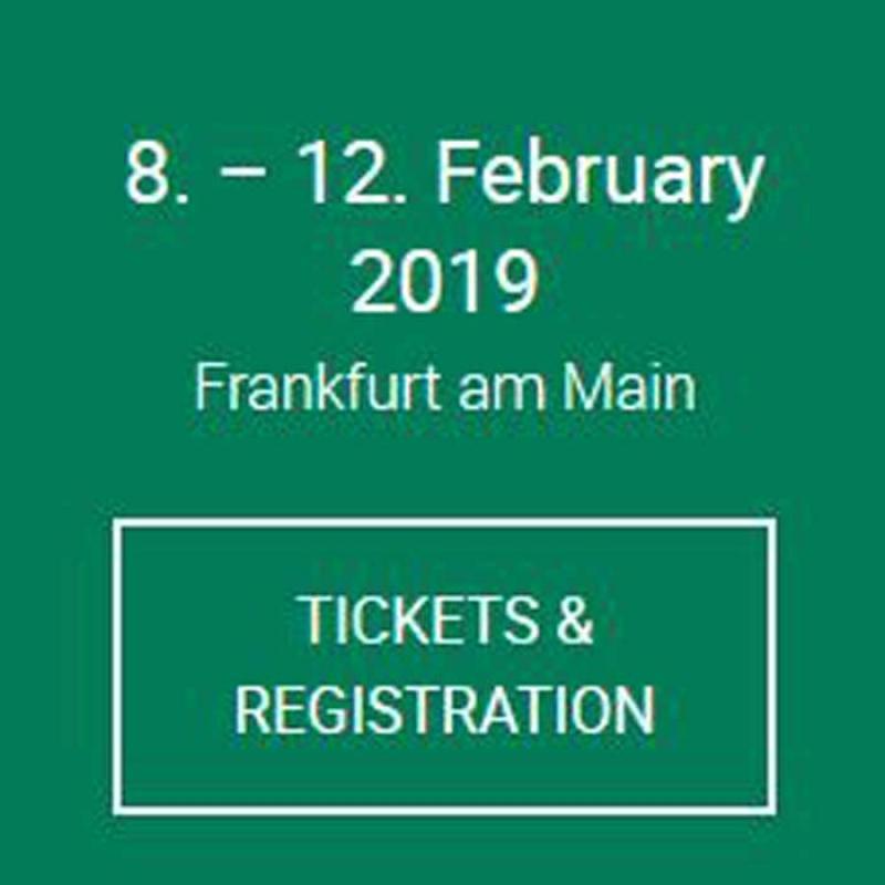 نمایشگاه بین المللی لوازم خانگی Ambiente ؛آلمان - 2019