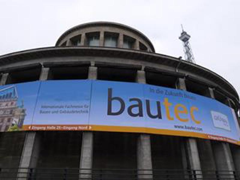 نمایشگاه بین المللی ساختمان Bautec  ؛آلمان - 2019
