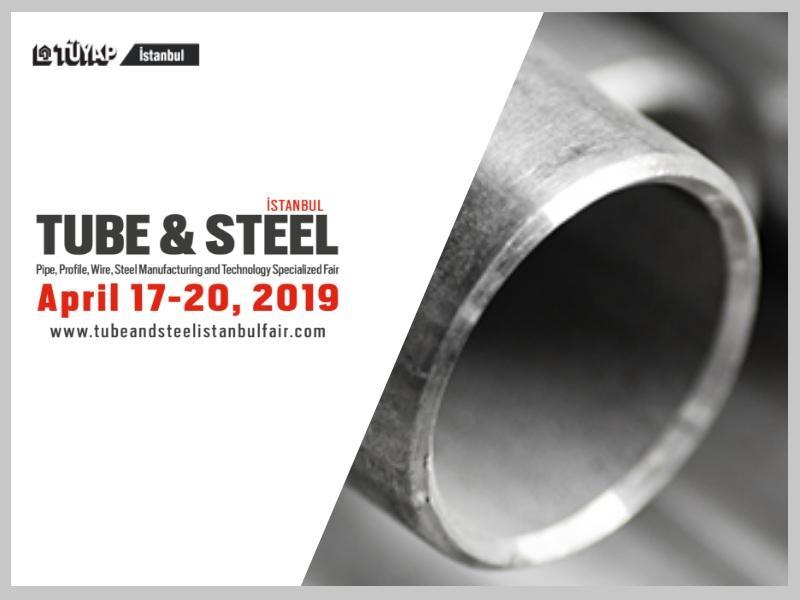 نمایشگاه فولاد و لوله ؛استانبول - فروردین 98