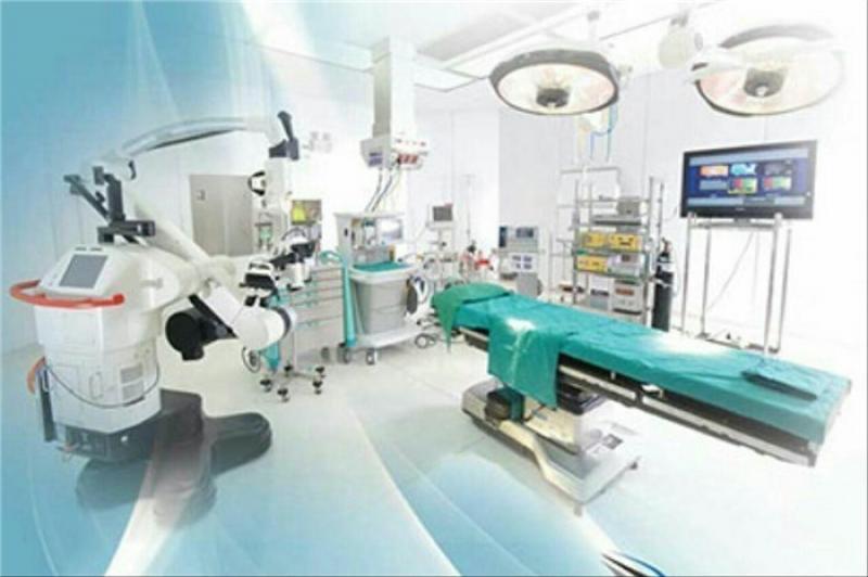 نمایشگاه تجهیزات پزشکی بیمارستانی، صنایع دارویی، آزمایشگاهی و توانبخشی ؛ اهواز - دی و بهمن 97