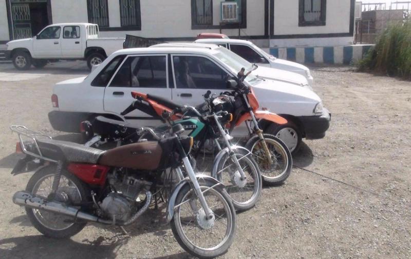 نمایشگاه خودرو و موتورسیکلت و قطعات خودرو ؛ رشت - بهمن 97