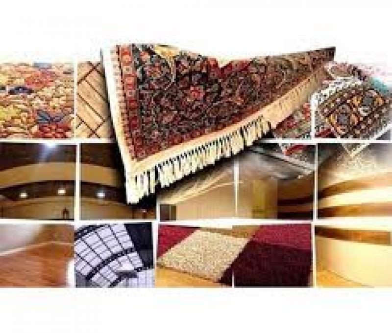 نمایشگاه فرش دستبافت، ماشینی، تابلو فرش، موکت و کفپوش؛اهواز - بهمن 97