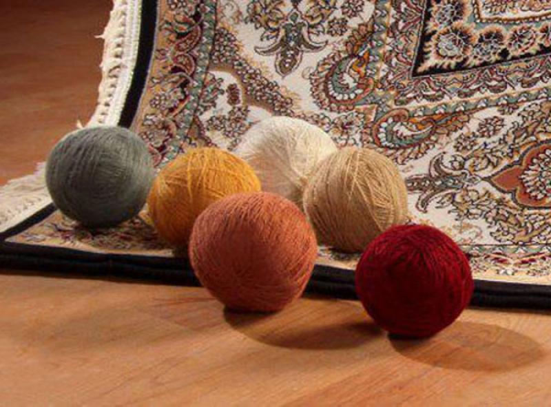 نمایشگاه فرش دستباف ؛یزد - بهمن 97