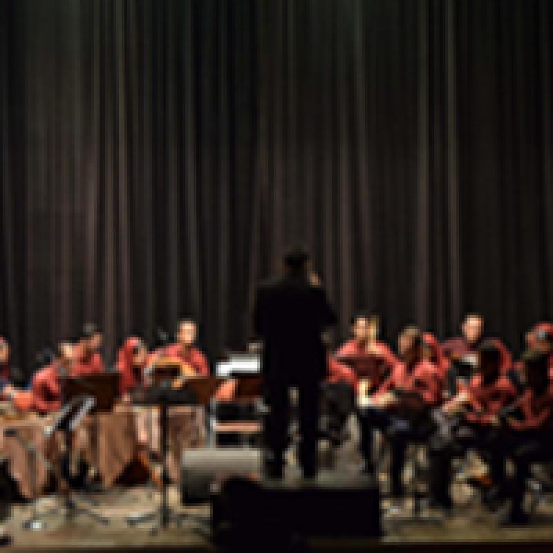 ارکستر سازهای ایرانی فارابی(محمدحسین ابوفاضلی) / سماع قزوین (فریدون محمد بیگی) تهران بهمن 97