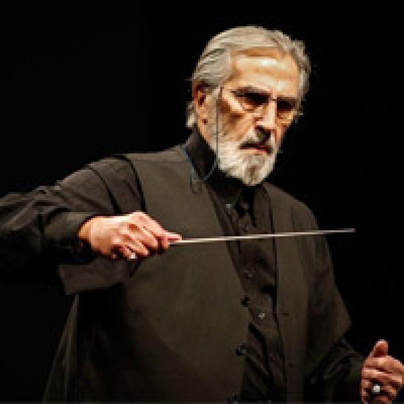 کنسرت ارکستر ملی ایران (فریدون شهبازیان، جمال الدین منبری، پوریا اخواص)؛تهران - اسفند 97
