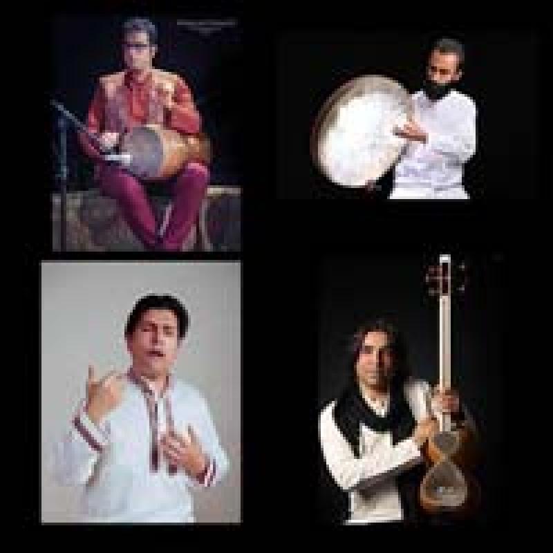 کنسرت ارکستر سنتی اهورا ماهشهر ؛ آبادان  - بهمن 97