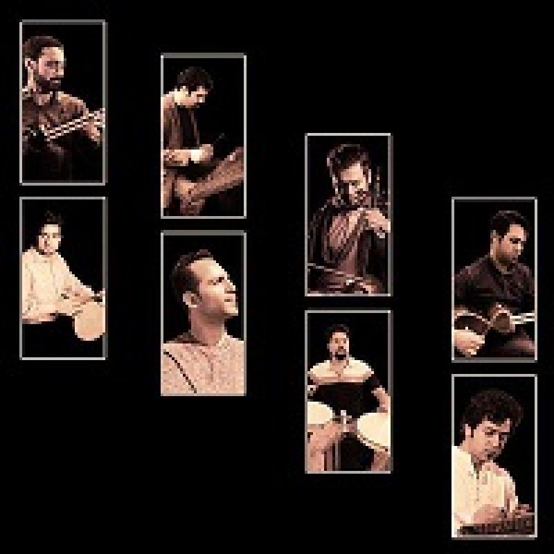 کنسرت ارکستر سنتی دلکش اهواز ؛ خرمشهر  - بهمن 97