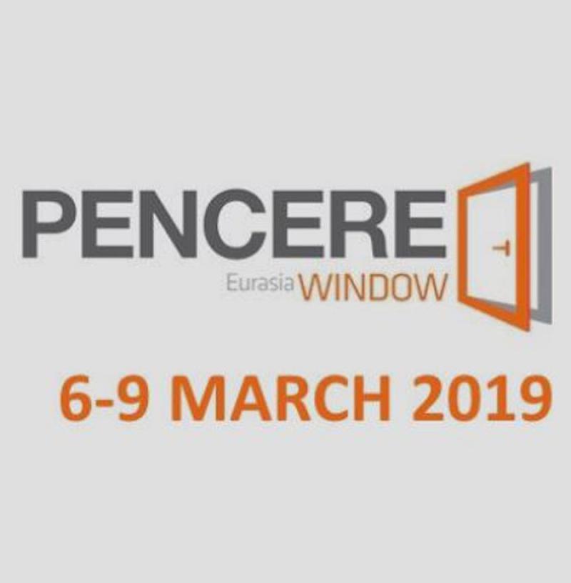 نمایشگاه بین المللی صنعت پنجره Pencere ؛استانبول - 2019