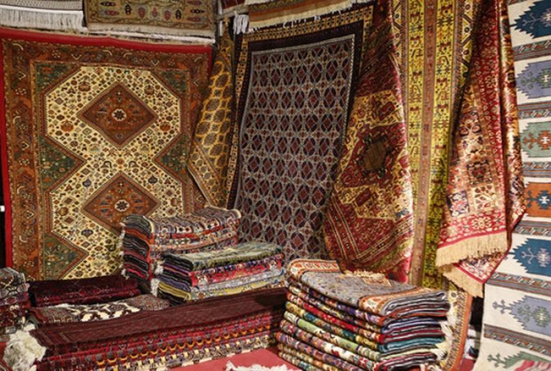 نمایشگاه فرش ماشینی، موکت و کفپوش ؛قزوین - اردیبهشت 98