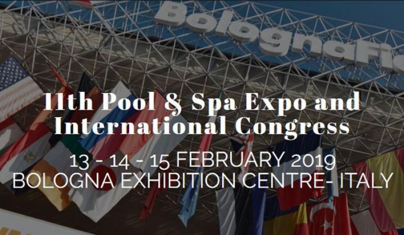 نمایشگاه تجهیزات استخر و سونا Sauna spa pool expo گوانگجو ؛چین 2019 - اردیبهشت 98