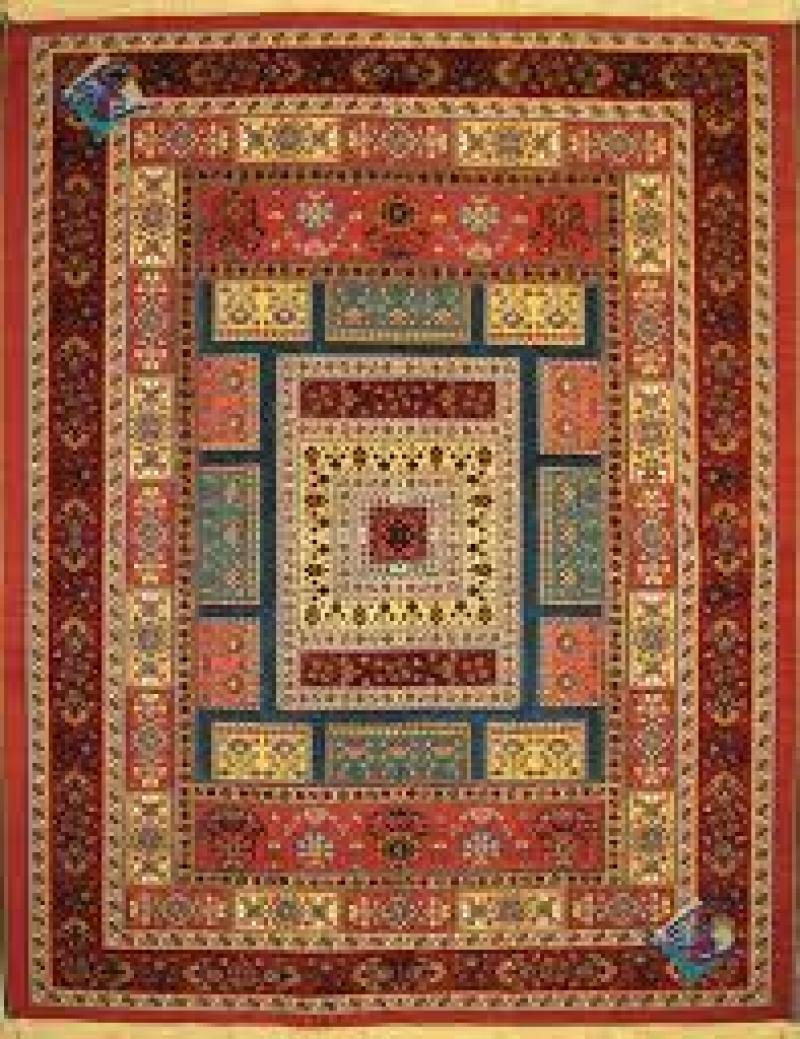 نمایشگاه فرش دستباف ؛ کرمانشاه - خرداد 98