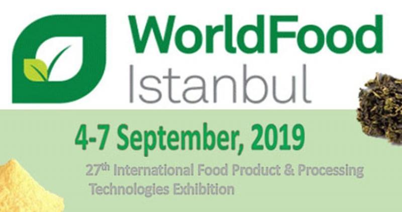 نمایشگاه صنایع غذایی WorldFood Istanbul ؛استانبول 2019 -  شهریور 98