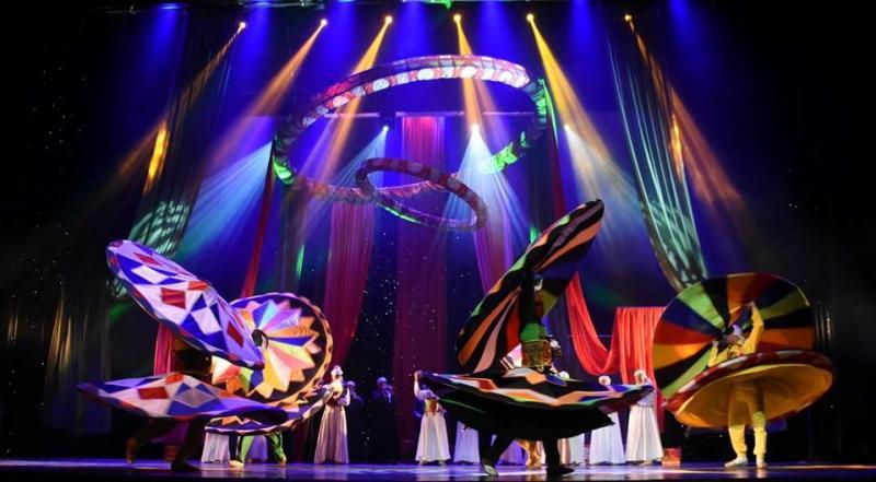 جشنواره تئاتر ( International Theatre Festival ) استانبول خرداد و تیر 98