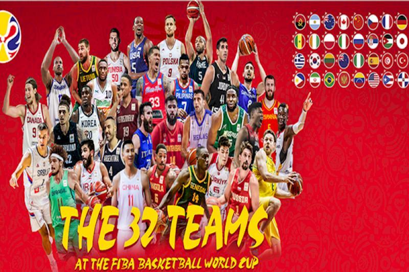 رقابت های جام جهانی بسکتبال ؛چین 2019 - شهریور 98