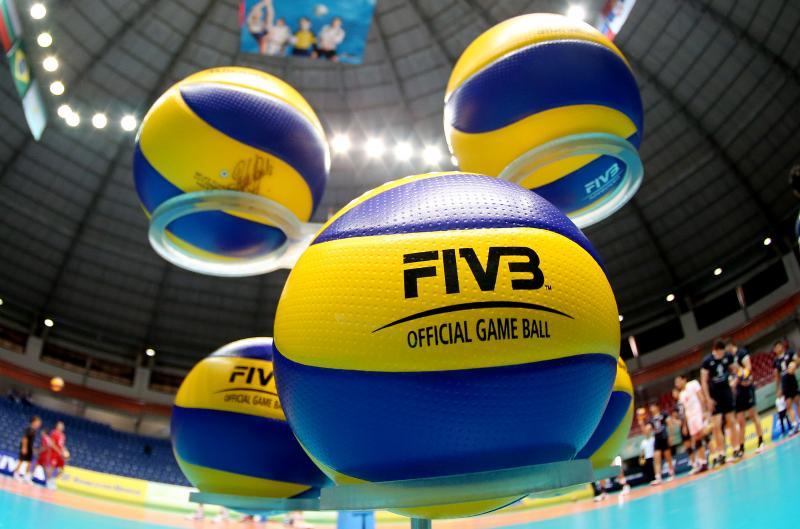 مسابقات والیبال قهرمانی آسیا ؛تهران 2019 - شهریور 98