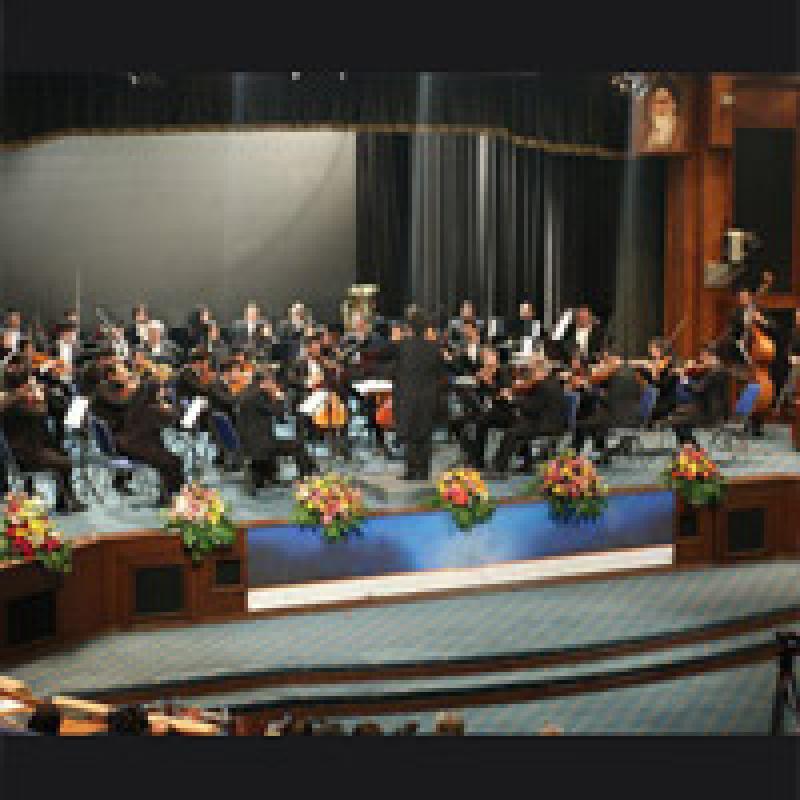 کنسرت ارکستر ملی ایران (رهبر میهمان: سهراب کاشف، خواننده: حسام الدین سراج)؛تهران - خرداد 98