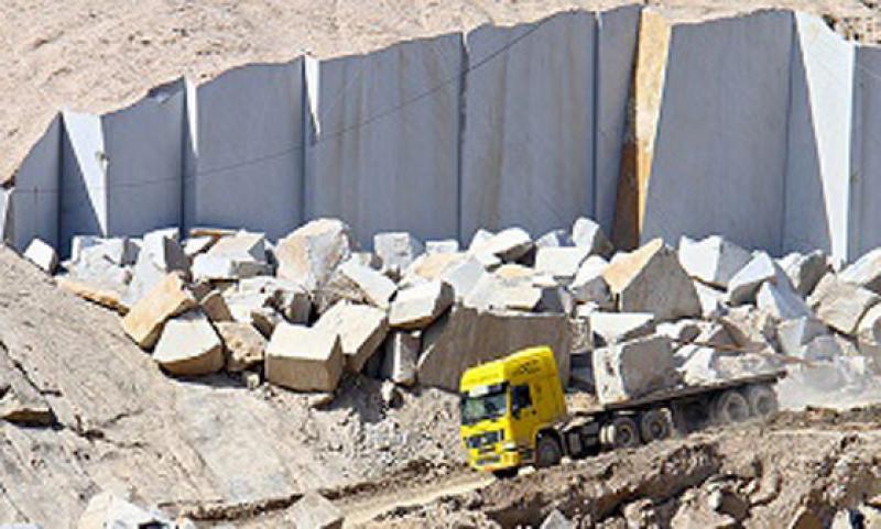 نمایشگاه سنگ، معدن و ماشین آلات وابسته شیراز اسفند 98