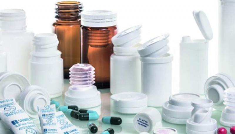 نمایشگاه بسته بندی دارویی خاورمیانه  ؛کیش - بهمن 98