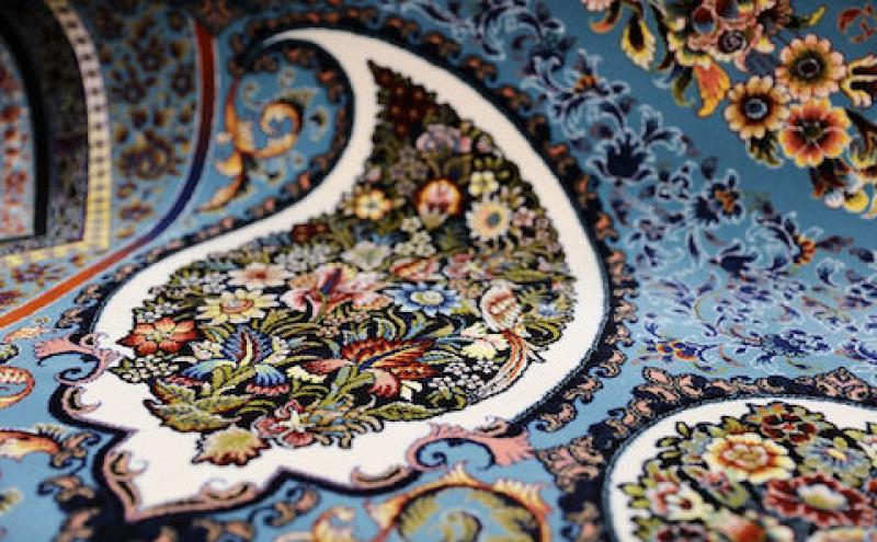 نمایشگاه فرش ماشینی، موکت و کفپوش ایران ؛تبریز - آبان 98