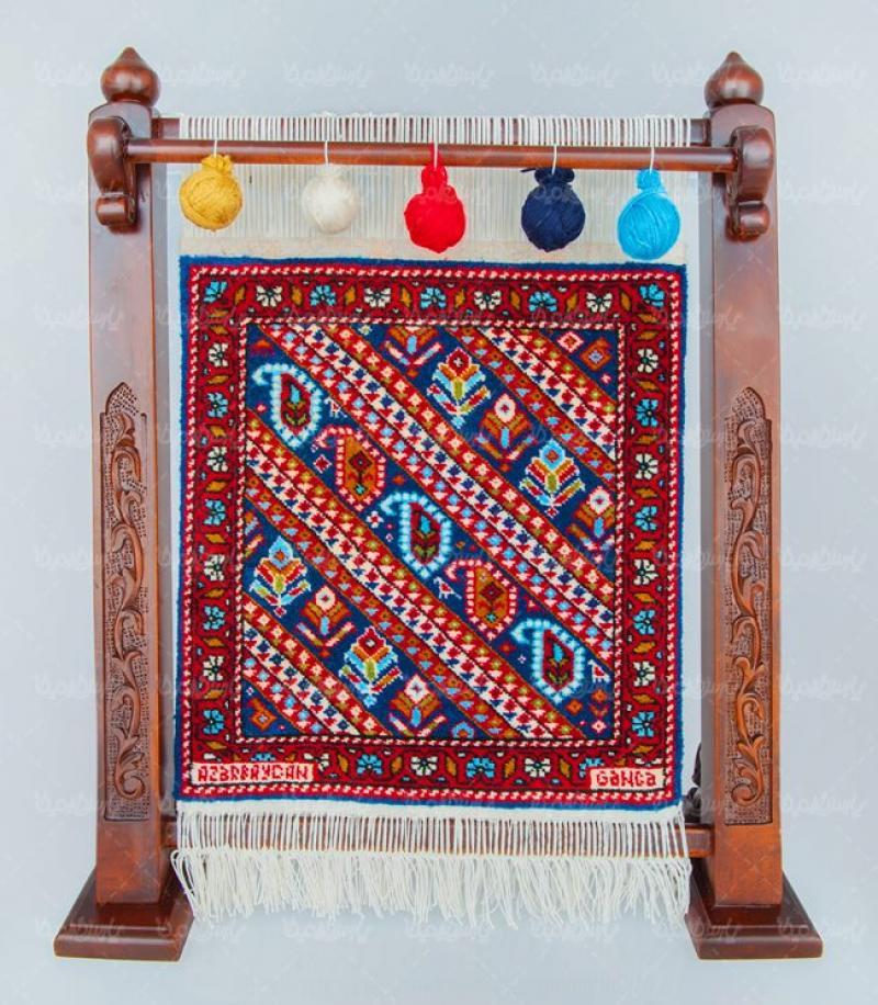 نمایشگاه فرش دستباف ؛ میاندوآب  - آبان 98