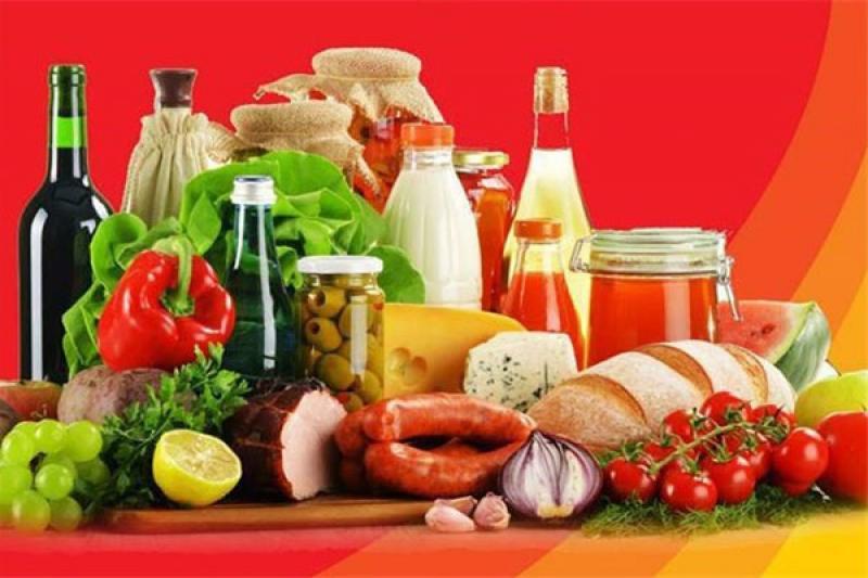نمایشگاه مواد غذایی  ؛ میاندوآب  - آبان 98