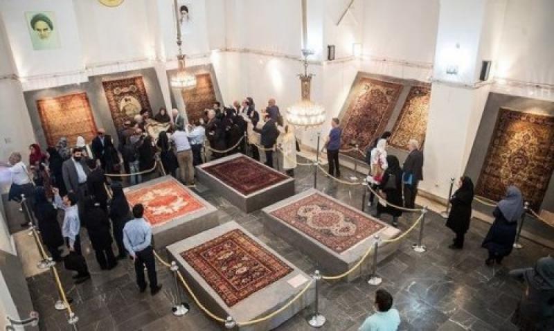 نمایشگاه فرش ؛بوشهر - بهمن 98