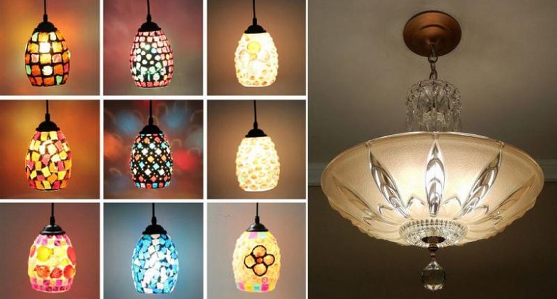نمایشگاه لوستر و چراغ های تزیینی؛خوزستان - بهمن 98