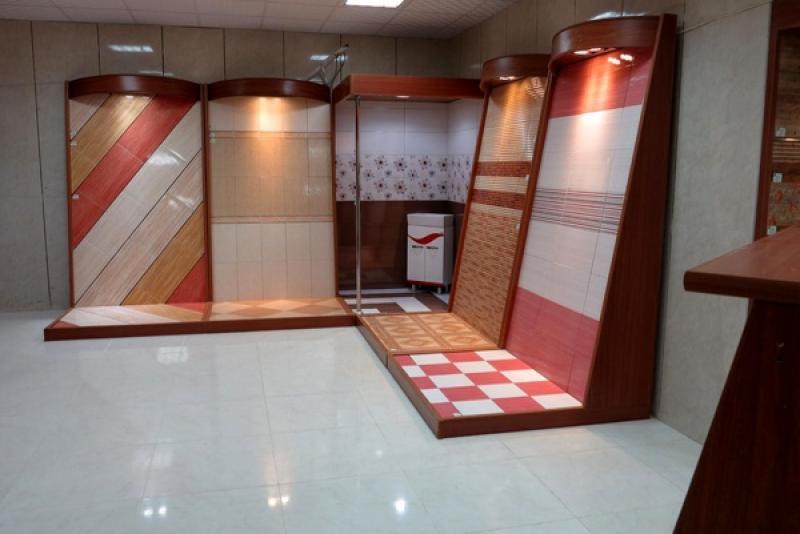 نمایشگاه کاشی و سرامیک ؛یزد - آذر 98