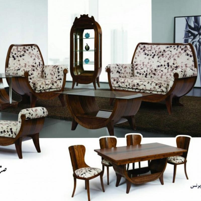 نمایشگاه مبلمان و صنایع چوبی ؛ رشت - تیر 98