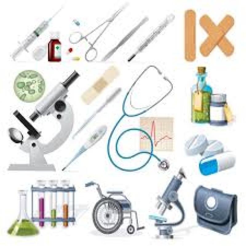 نمایشگاه تجهیزات پزشکی، بیمارستانی، آزمایشگاهی و لوازم ورزشی؛ رشت - مهر  و آبان 98