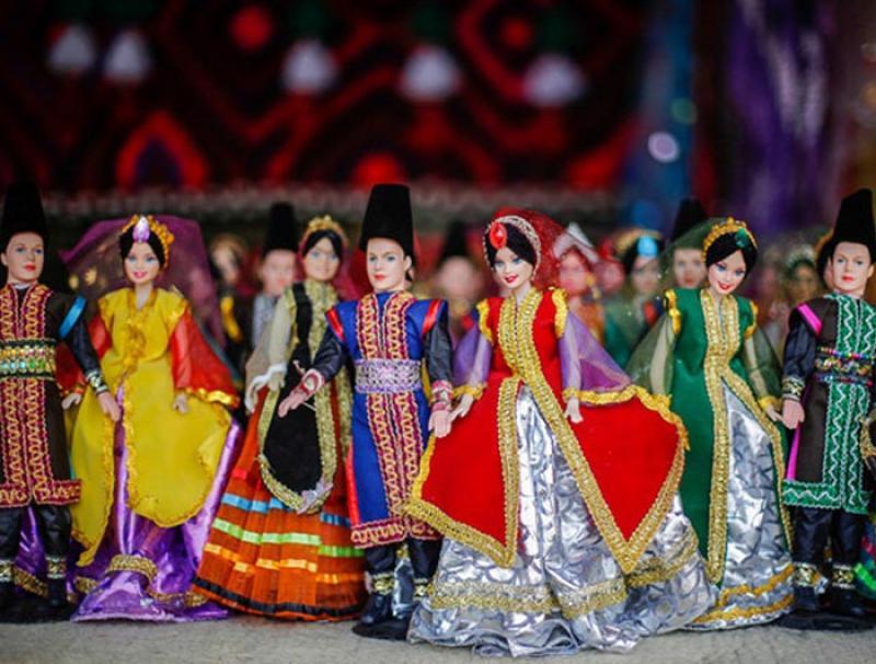 نمایشگاه و جشنواره اقوام ایرانی قزوین مرداد و شهریور 98