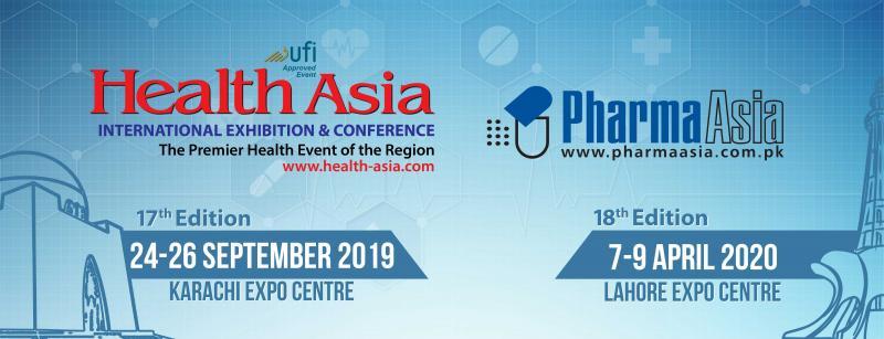 نمایشگاه سلامت و پزشکی کراچی ؛ پاکستان 2019 - مهر 98