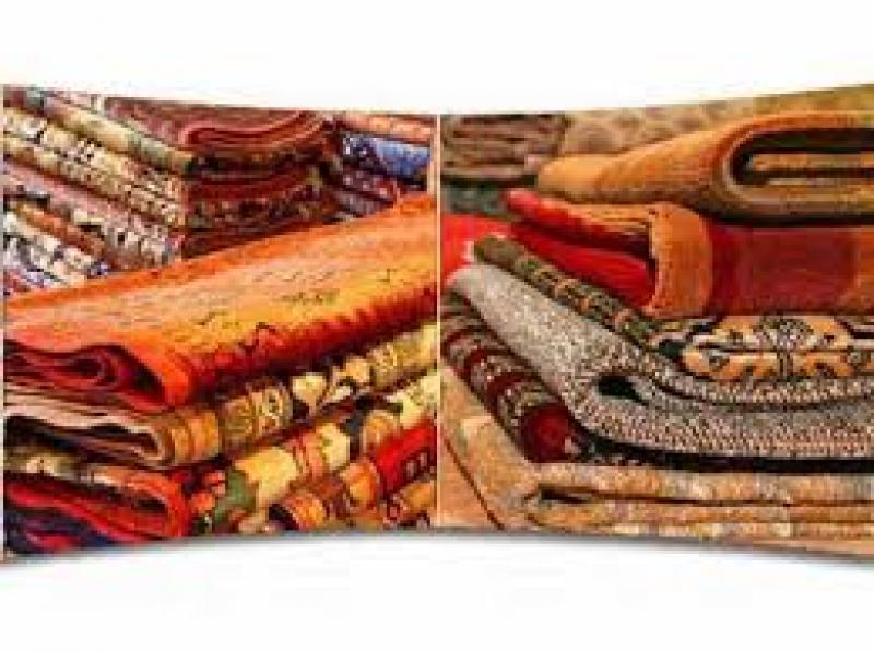 نمایشگاه فرش ماشینی، تابلو فرش، موکت، کفپوش و تزیینات منزل ؛ زنجان - مهر 98