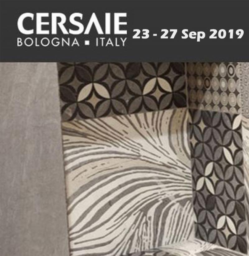 نمایشگاه کاشی و سرامیک Cersaie بولونیا ؛ایتالیا - مهر 98