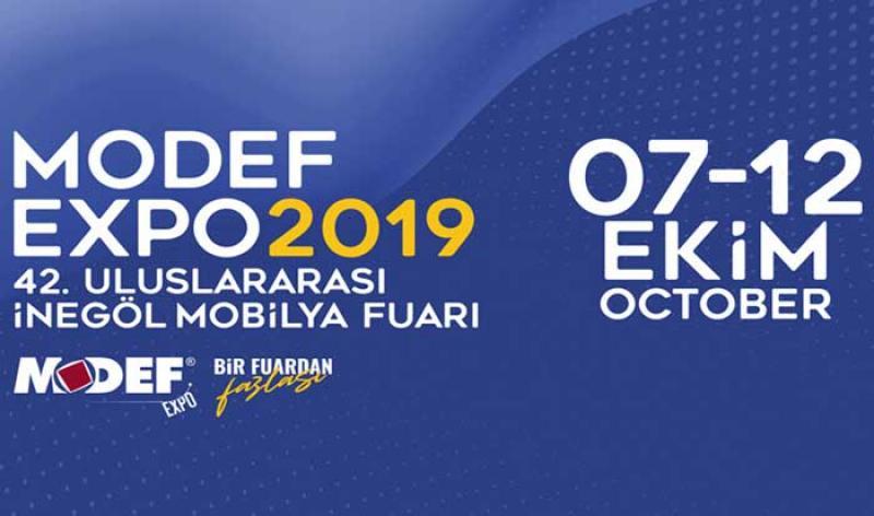 نمایشگاه مبلمان و دکوراسیون MODEF EXPO بورسا ؛ ترکیه 2019 - مهر 98