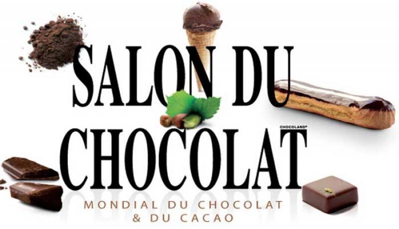 نمایشگاه شکلات SALON DU CHOCOLAT پاریس ؛فرانسه - آبان 98