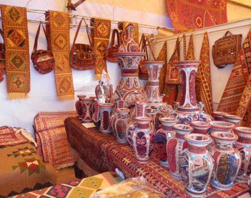 نمایشگاه صنایع دستی بوشهر آذر 98