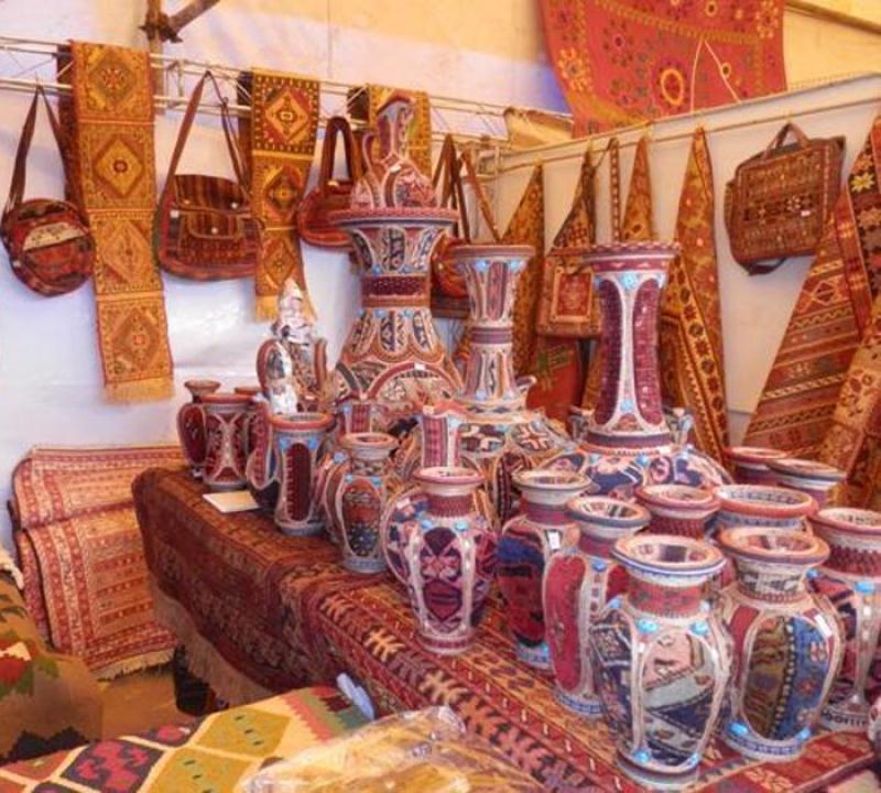 نمایشگاه میراث فرهنگی ؛ بیرجند - آذر 98