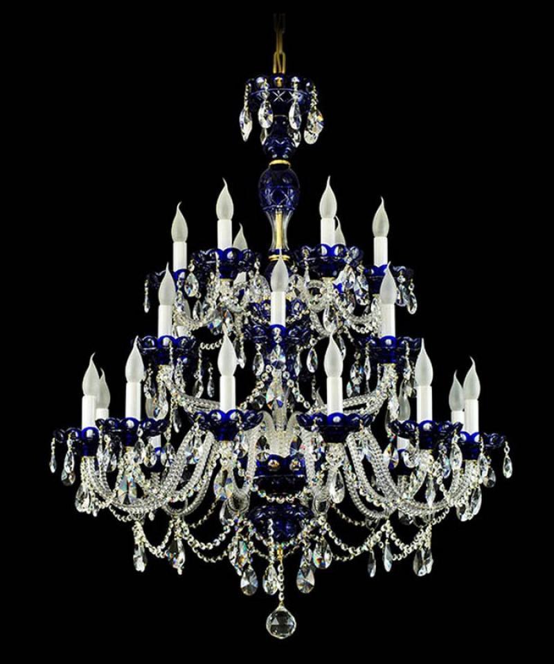 نمایشگاه لوستر و چراغ های روشنایی ؛قزوین - آذر 98