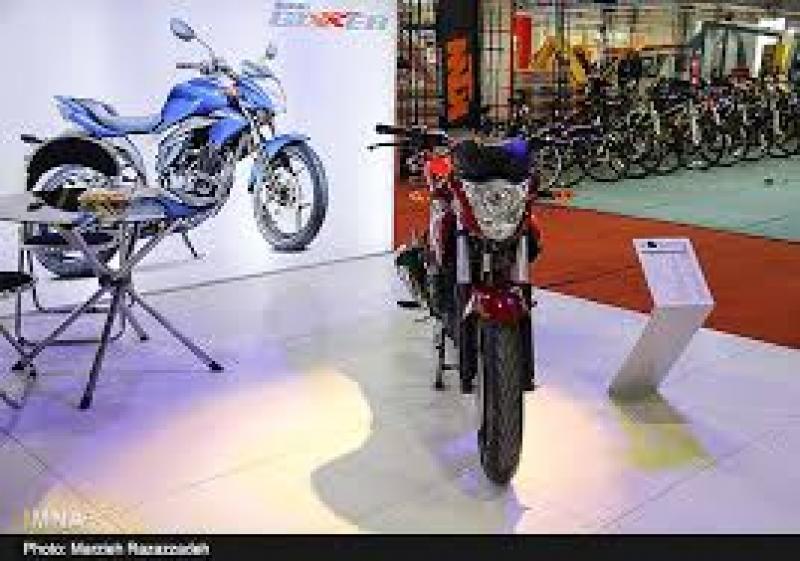 نمایشگاه موتور سیکلت، دوچرخه، اسکیت و اسکوتر  ؛ زنجان - آذر 98