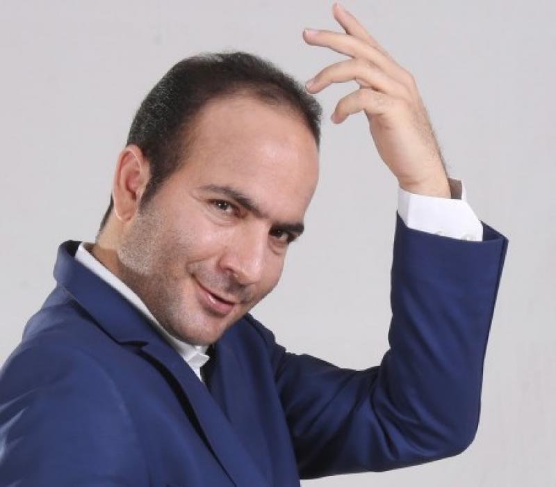 کنسرت خنده حسن ریوندی ؛تهران - آذر 98